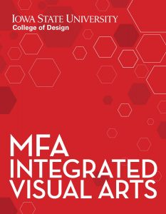 MFA Integrated Visual Arts