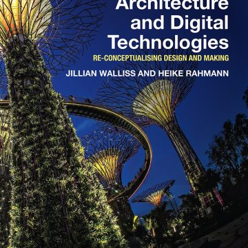 Co-authors of book on digital technologies and lan