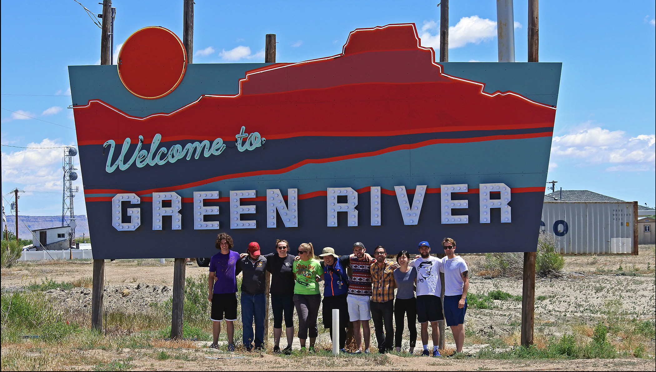 DSN S 446 Summer 2017 Green-River, Utah
