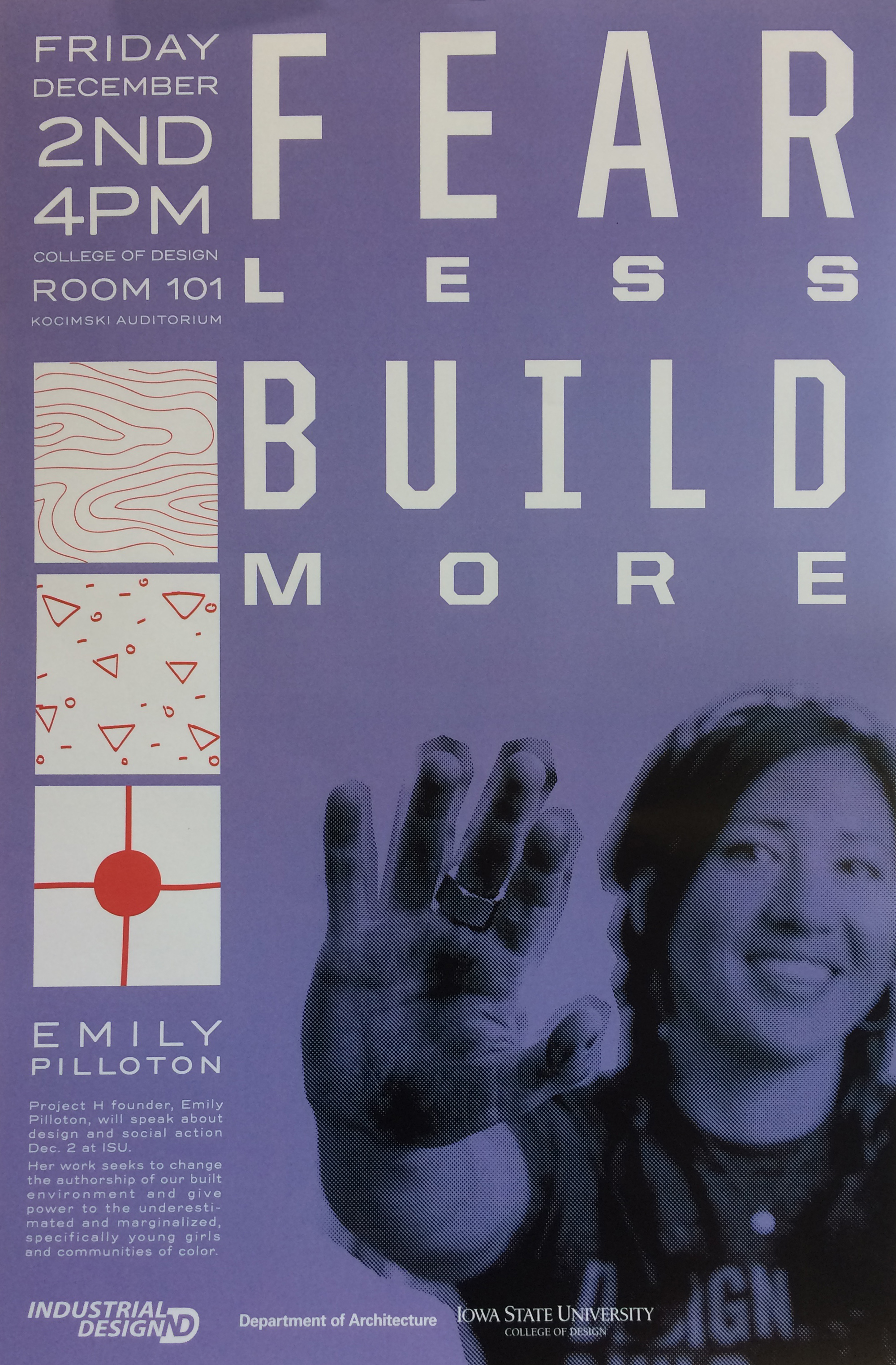Fear Less Build More