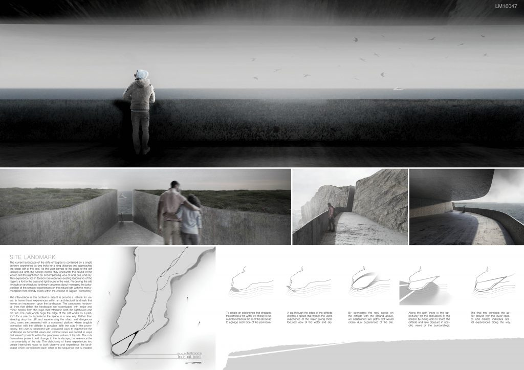 Architecture student team wins honorable mention in for Team x architecture