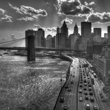 Photos of New York City featured in Design on Main