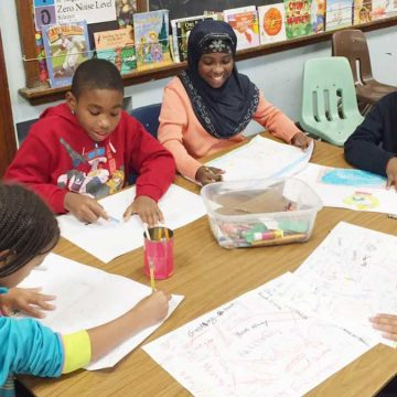 Breathing new life into schoolyards benefits entir