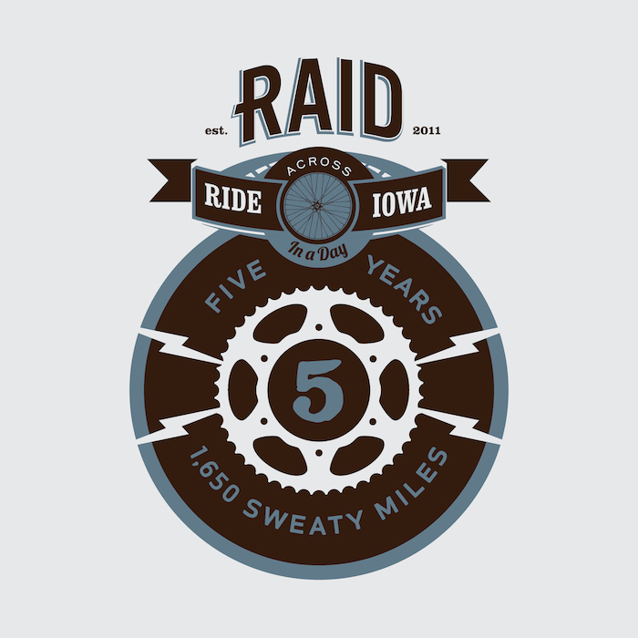 RAID (Ride Across Iowa in a Day) Project by Cory Witt