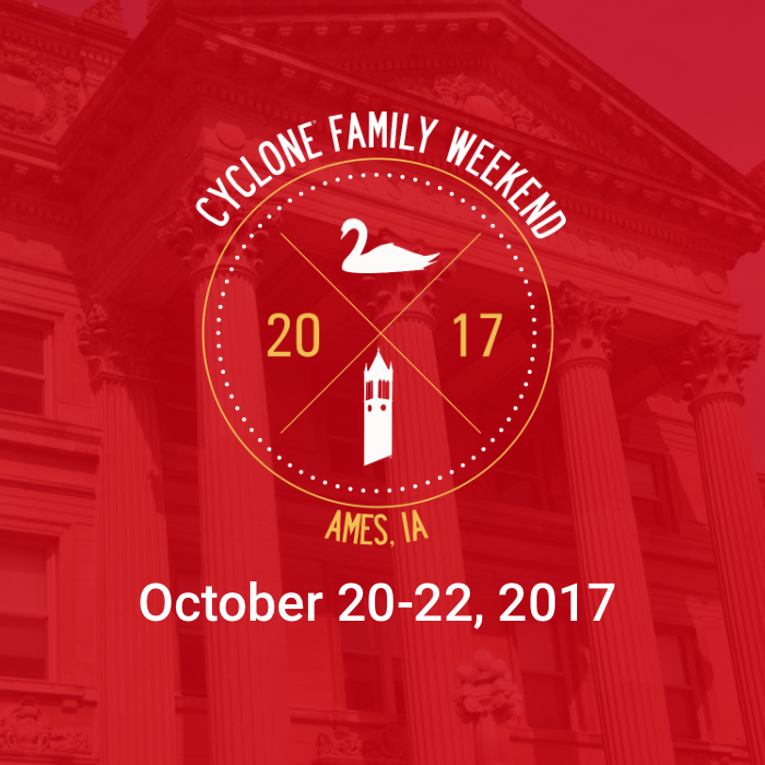 Cyclone Family Weekend