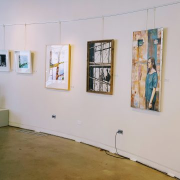 'Passing Voices' exhibition features I