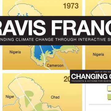 Climate change and energy expert Travis Franck to