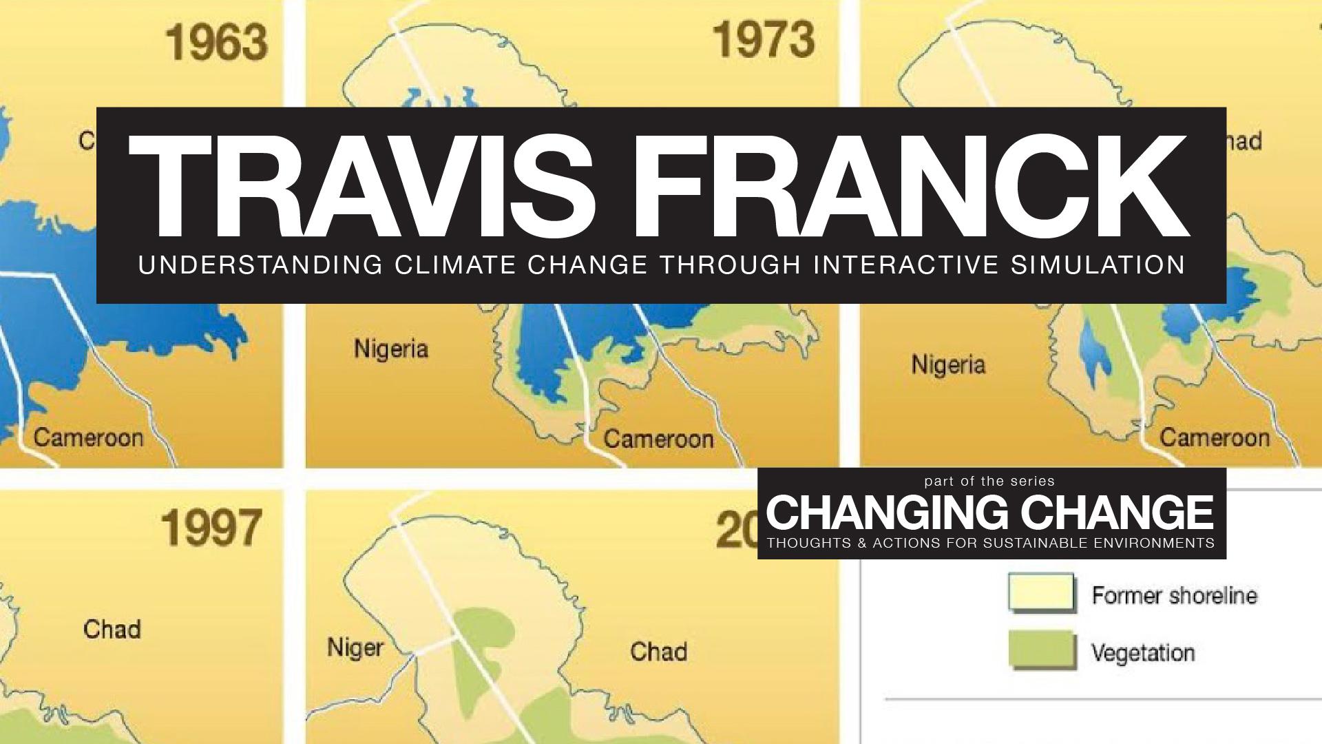 Travis Franck Lecture