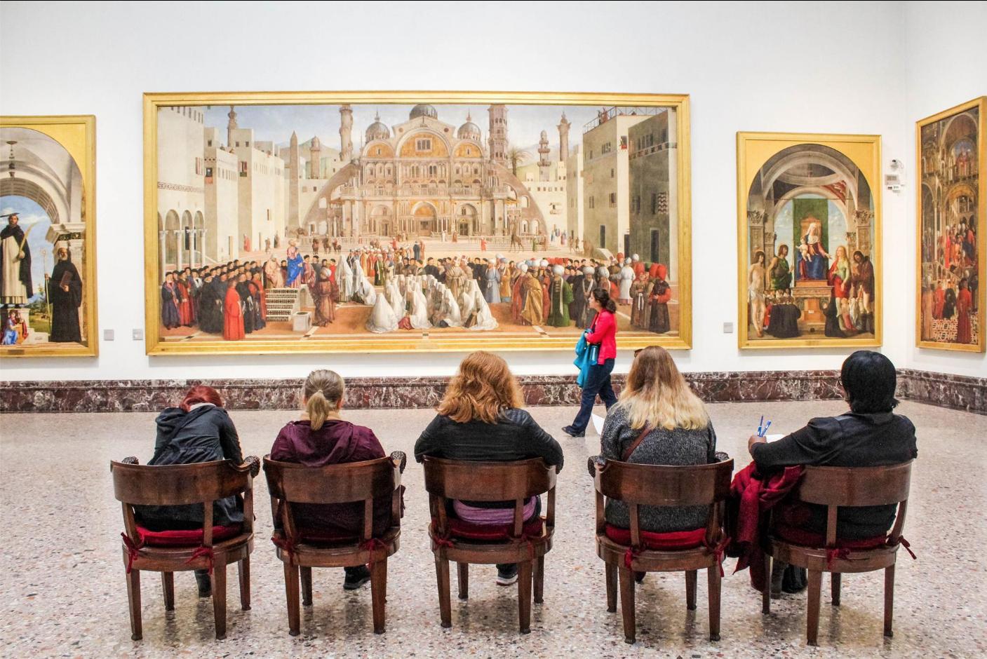 Rome Museum Visit
