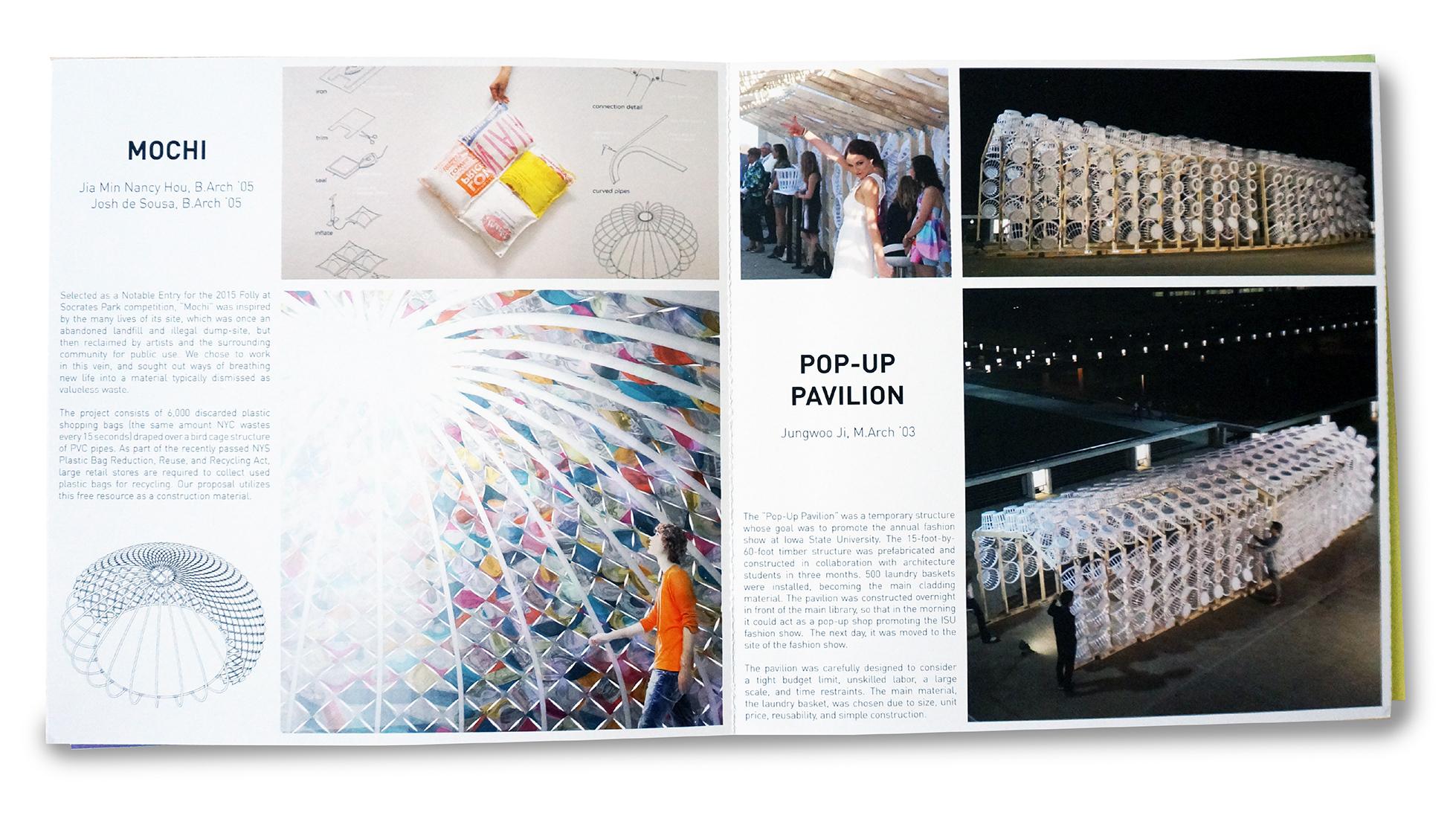 Pop-Up Pavilion - Jungwoo Ji - Association 8