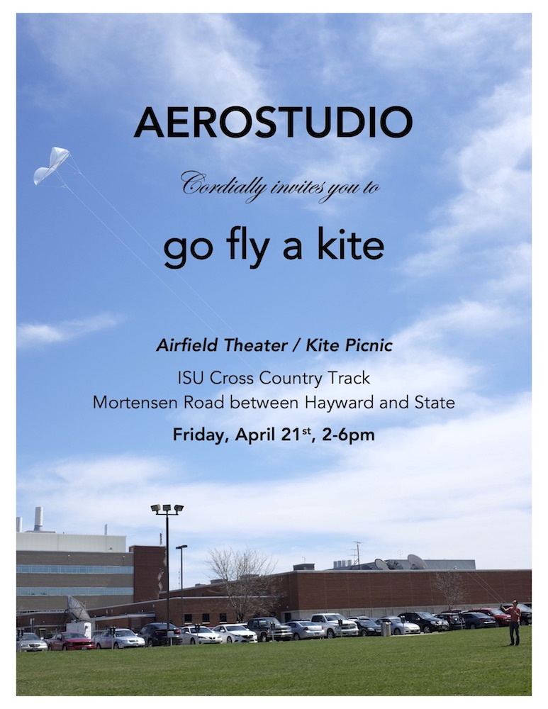 Airfield Theater Kite Picnic