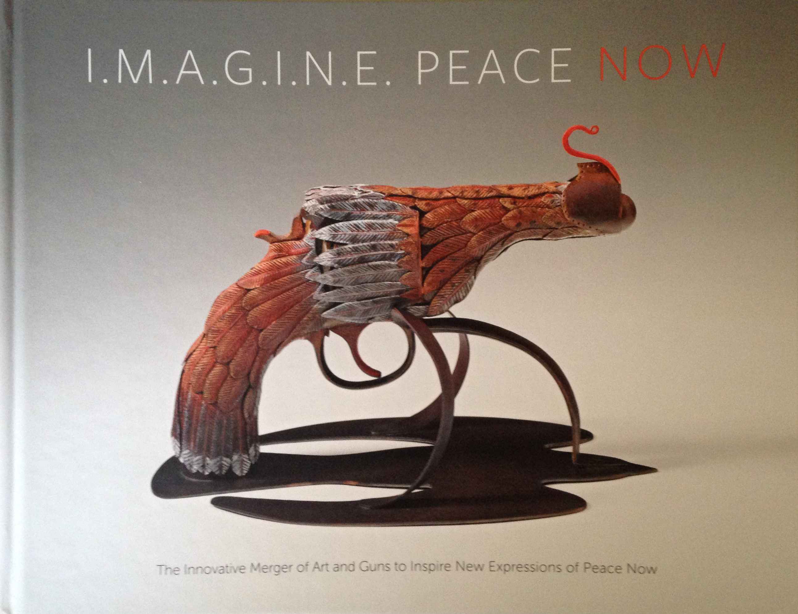 I.M.A.G.I.N.E. Peace Now Catalog Cover Cropped