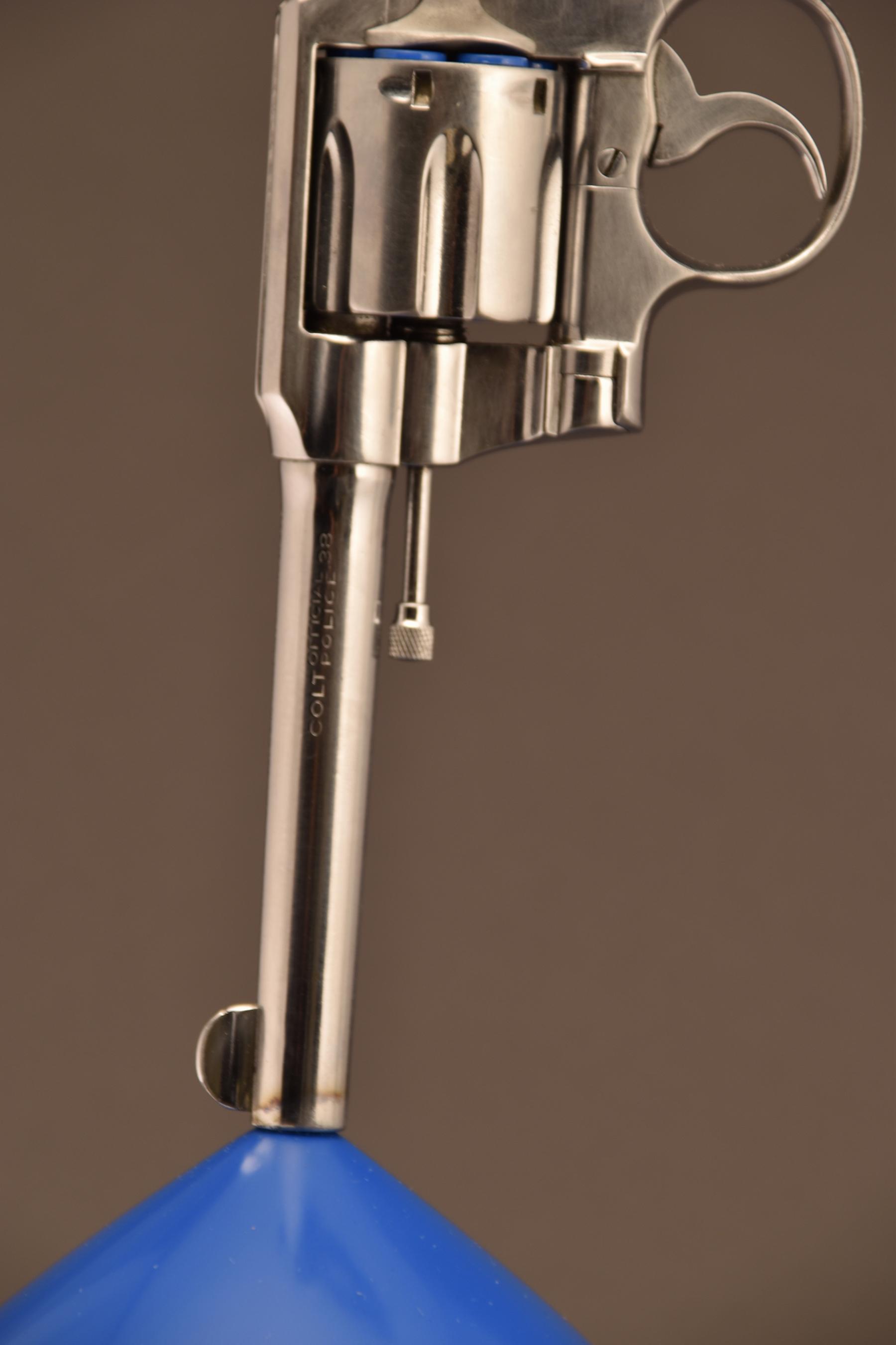 Joe Muench Bubble Gun Detail