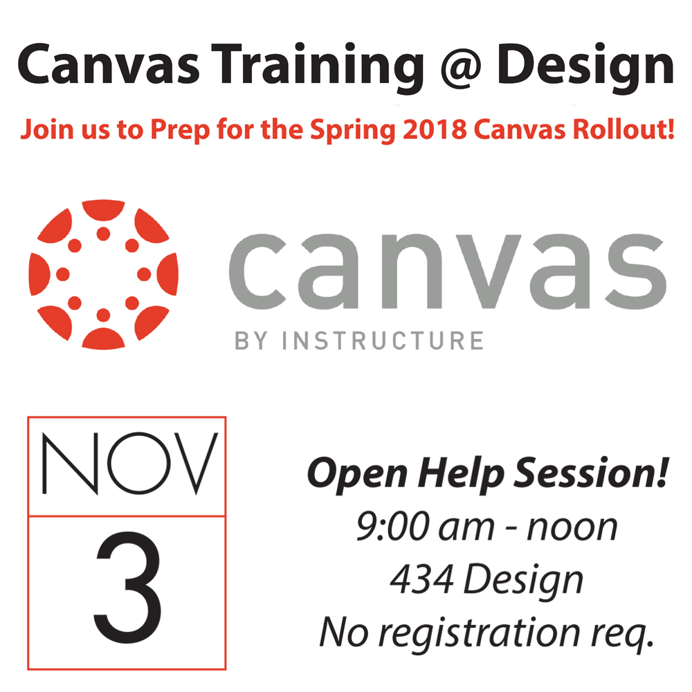 Canvas Training