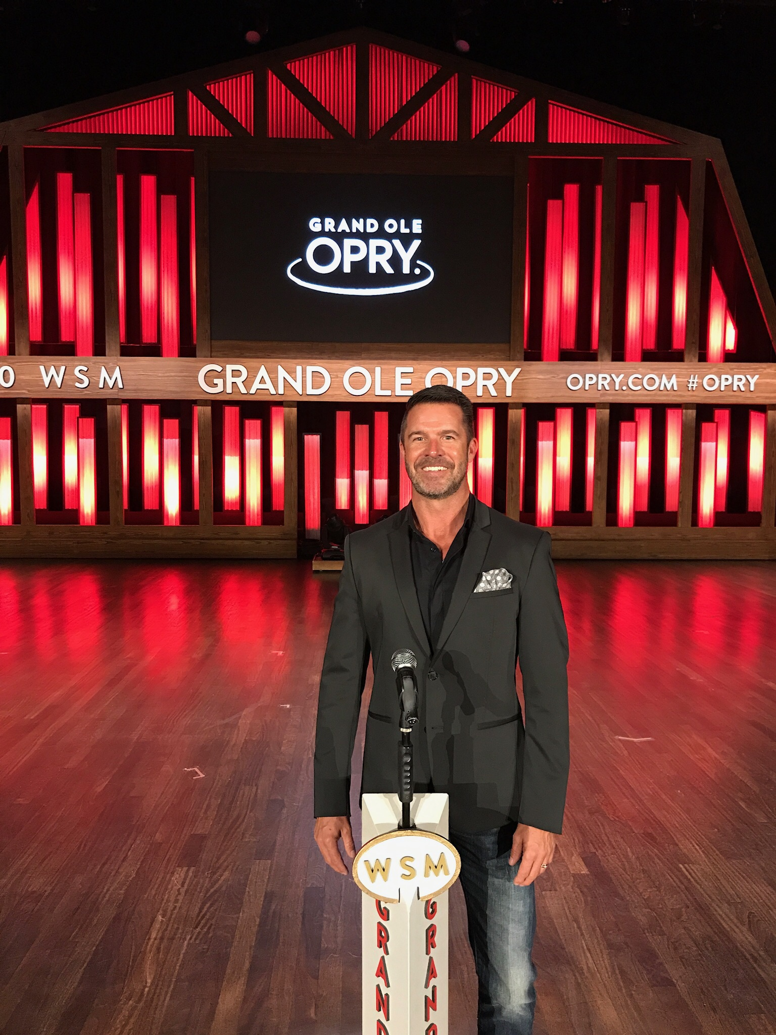 John Behling, CMO of Opry Entertainment Group