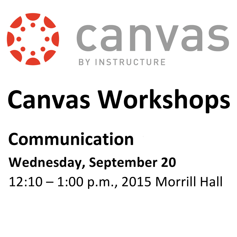 Canvas Workshop Sept 20