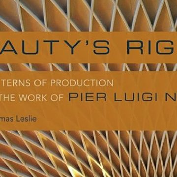 Beauty's Rigor: Patterns of Production in th
