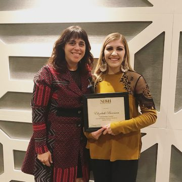 ISU interior design senior wins NEWH chapter schol