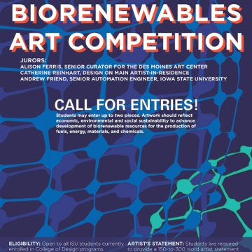 Biorenewables Art Competition Opening Reception