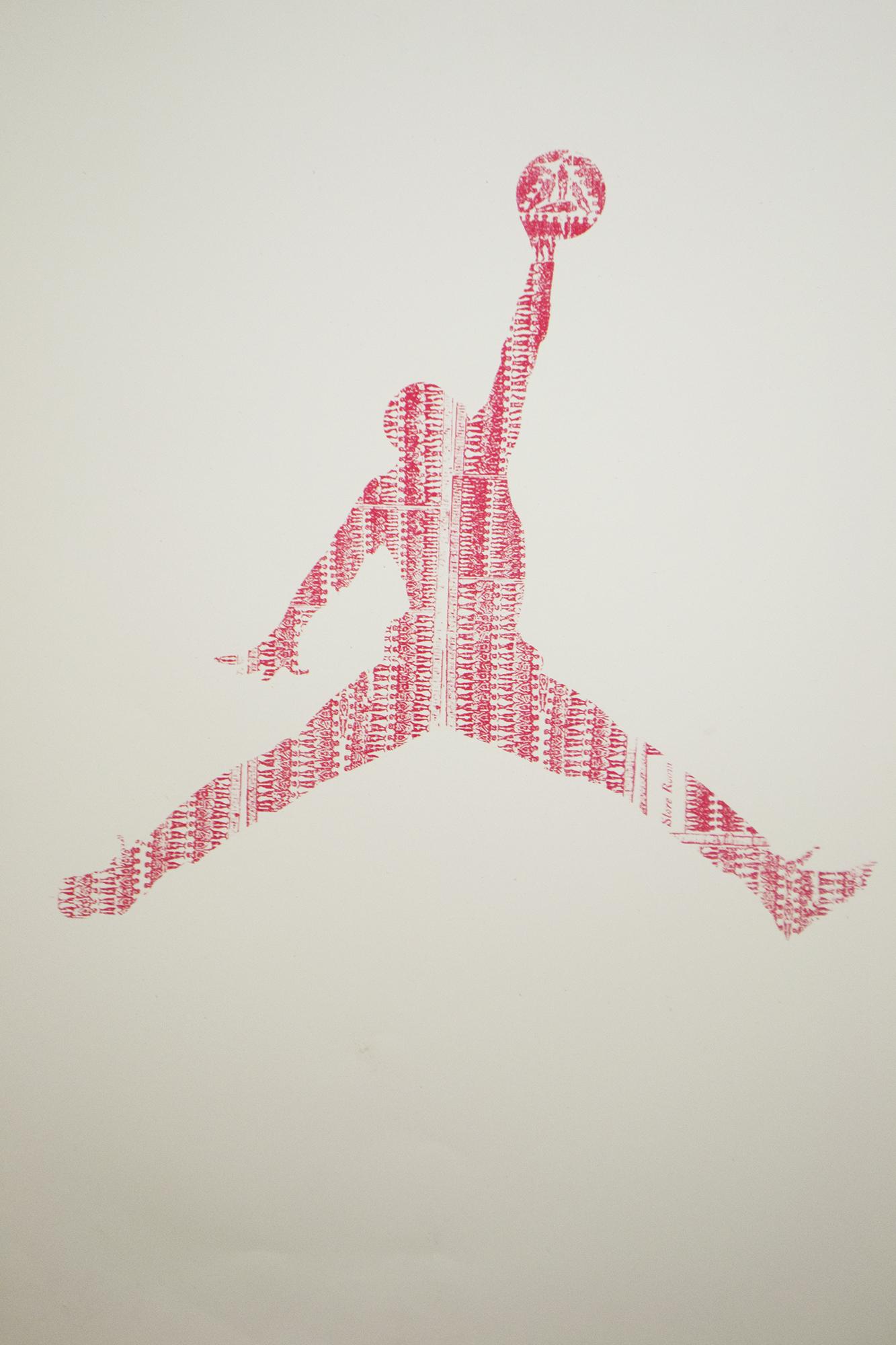 """Jordan 1"" by Cameron Gray"