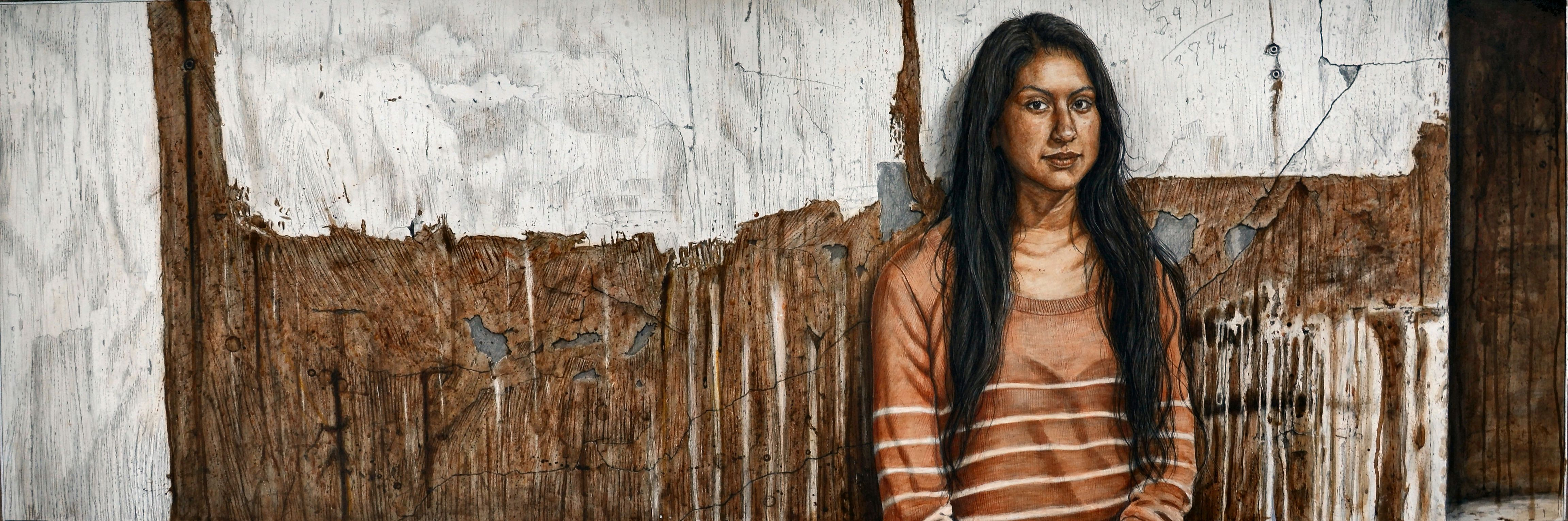 """""""Immigrant: Symphony in Sepia"""" by Robert Jinkins"""