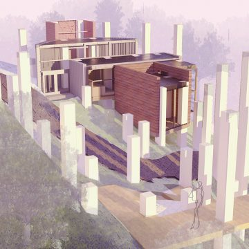 ISU architecture student wins 2018 Richard F. Hans