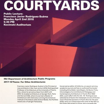 Courts, Yards and Courtyards