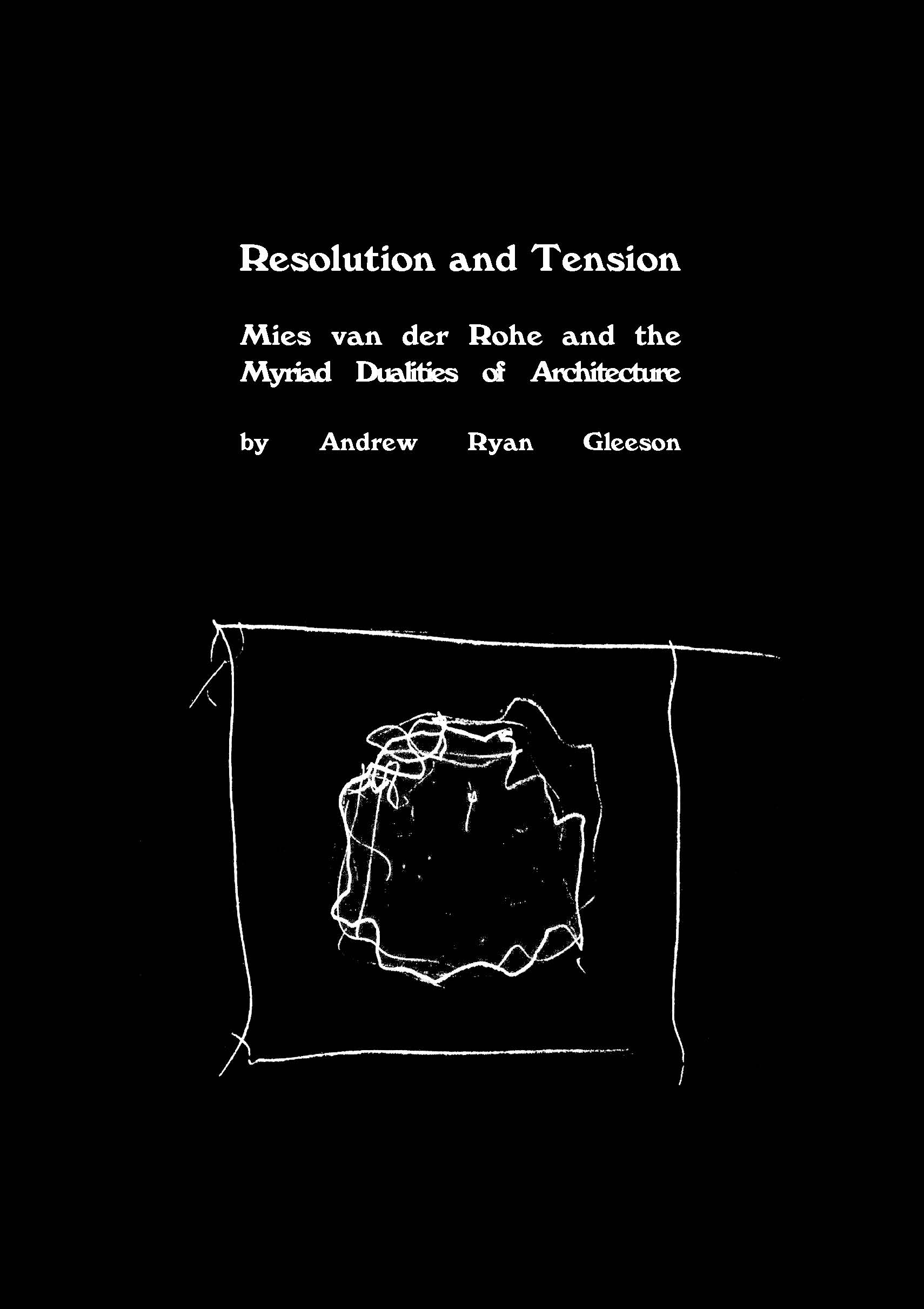 Gleeson-Cover-Resolution and Tension