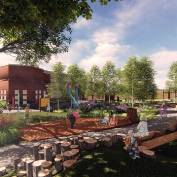 Iowa State students design, build children's