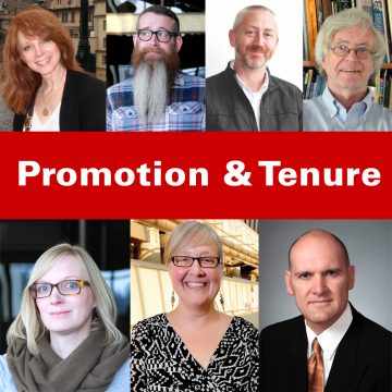 Seven ISU College of Design faculty awarded promot