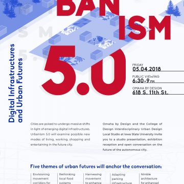 Urbanism 5.0 – Digital Infrastructures and U