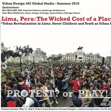 URB D 502 / Lima, Peru Studio / The Wicked Cost of