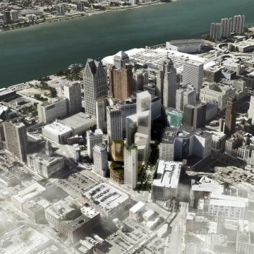 Urban Investments: Architecture, Detroit and Late