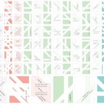Score by Paula Matthusen. Design of cards (based on maritime flag signaling systems) by Kaitlin McCoy.