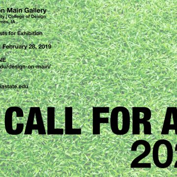 Call For Artists – 2020 Exhibitions