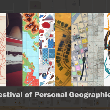 'Festival of Personal Geographies' exp