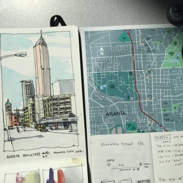 Sketching: The Mental Camera Roll