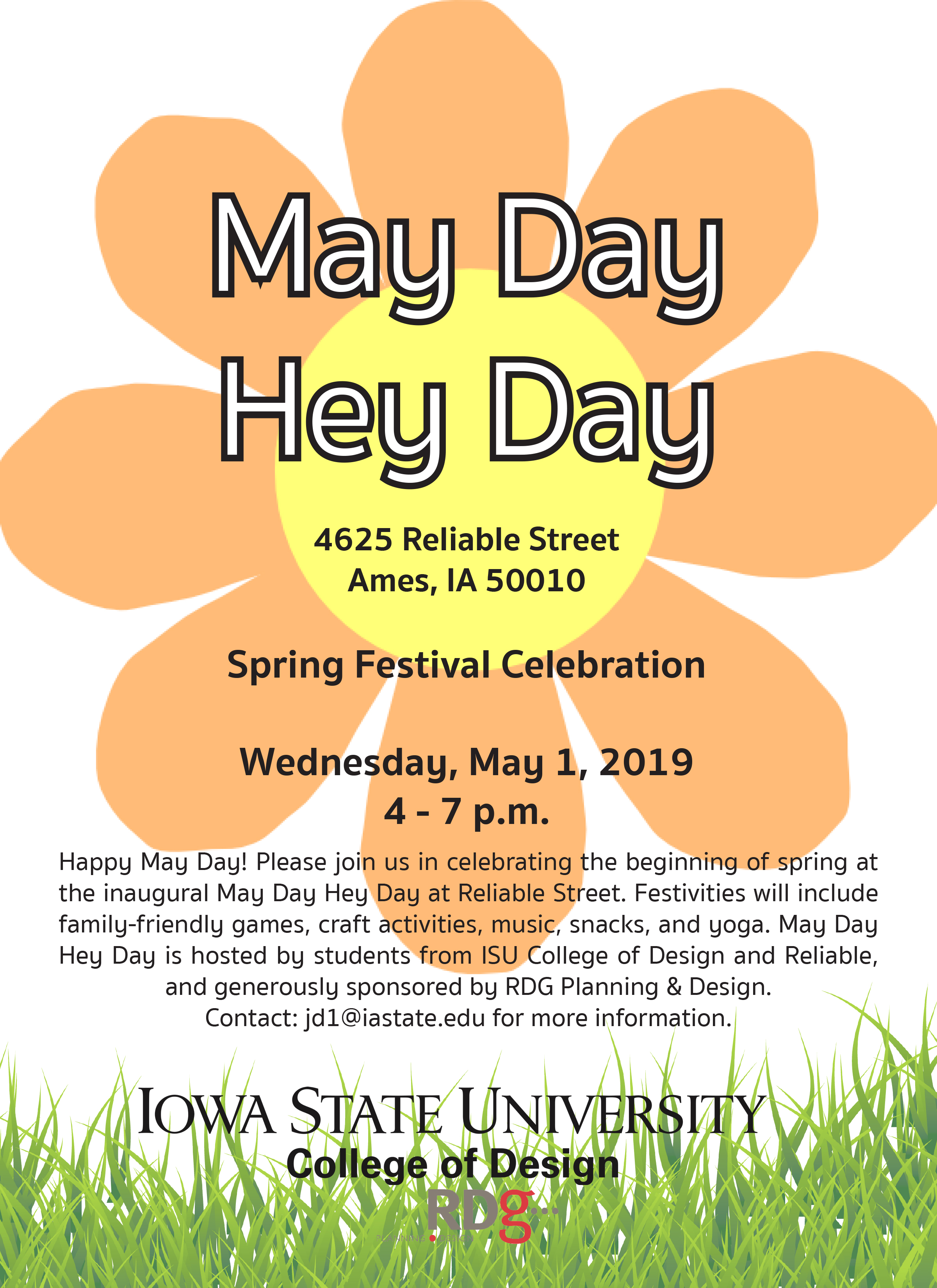 May Day Hey Day Celebration