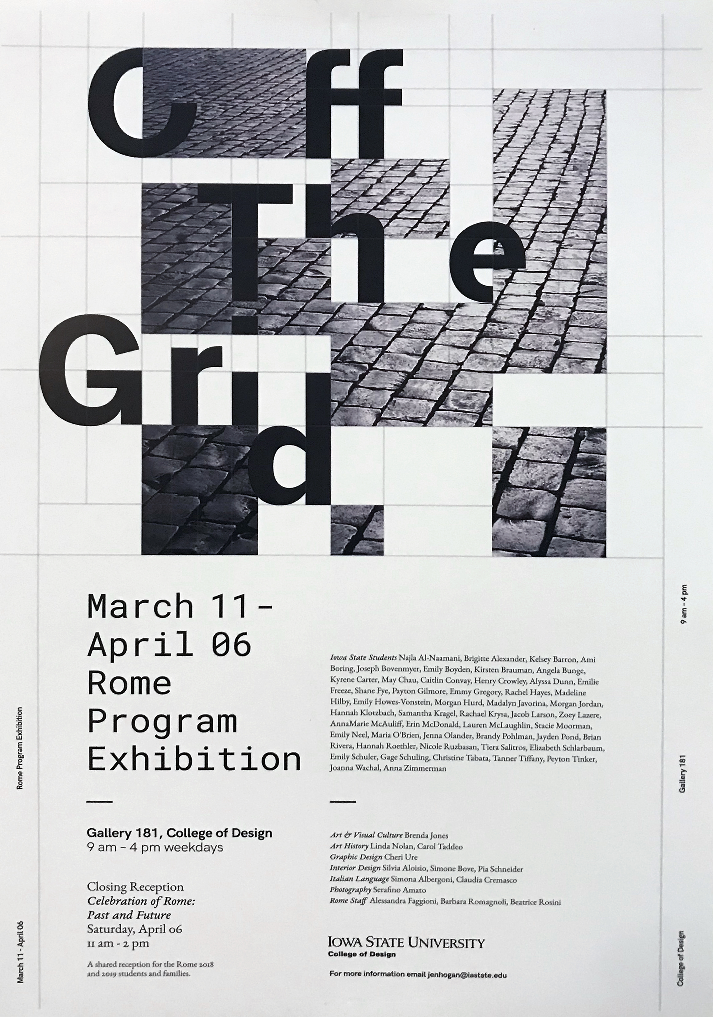 Off The Grid Rome Show