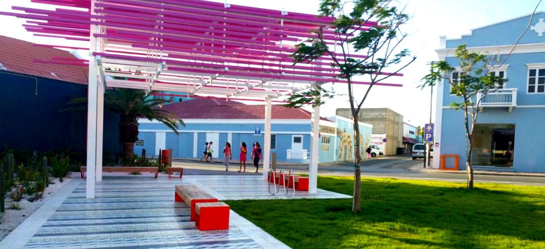 """Rietveld Park,"" Aruba, Studio Roberto Rovira"
