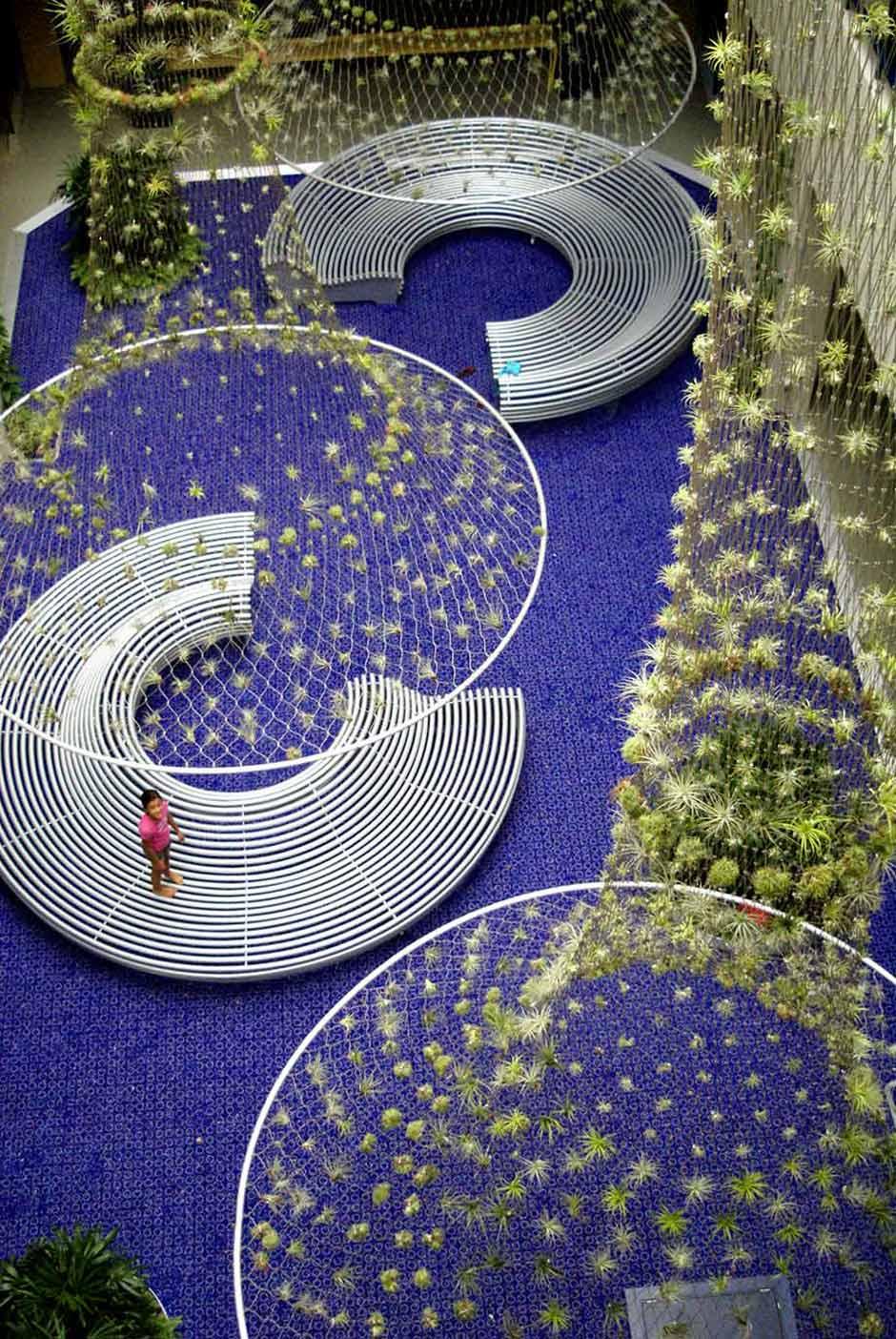 """The Sky Lounge,"" Florida International University, Roberto Rovira"