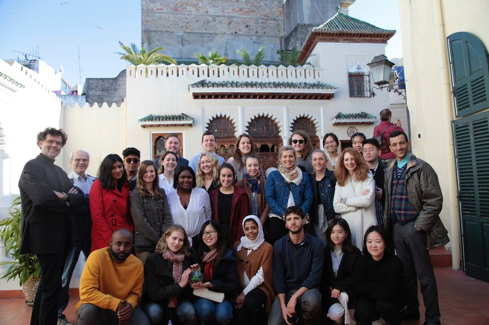 Tangier Group Photo