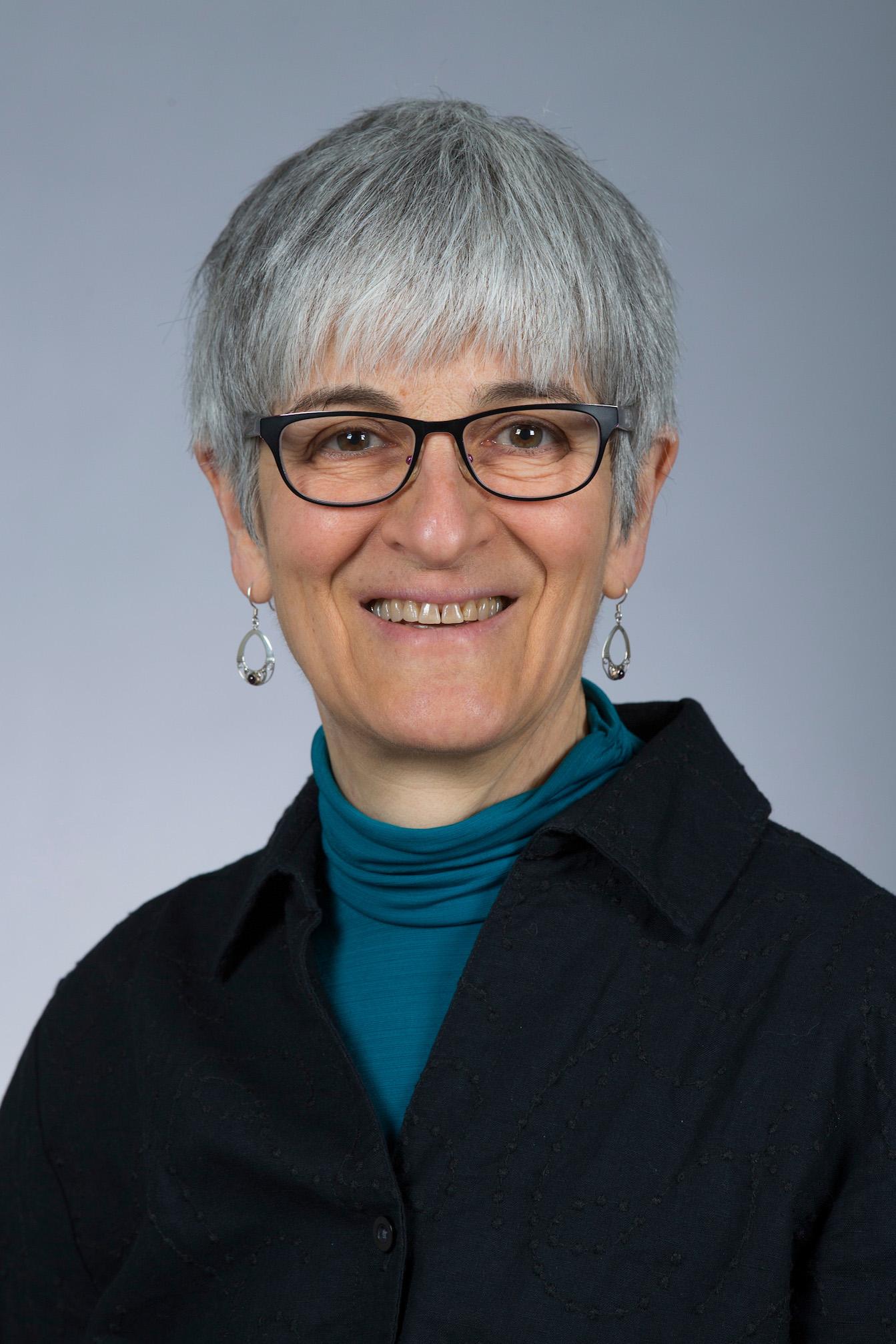 April Katz (photo by Christopher Gannon/Iowa State University)