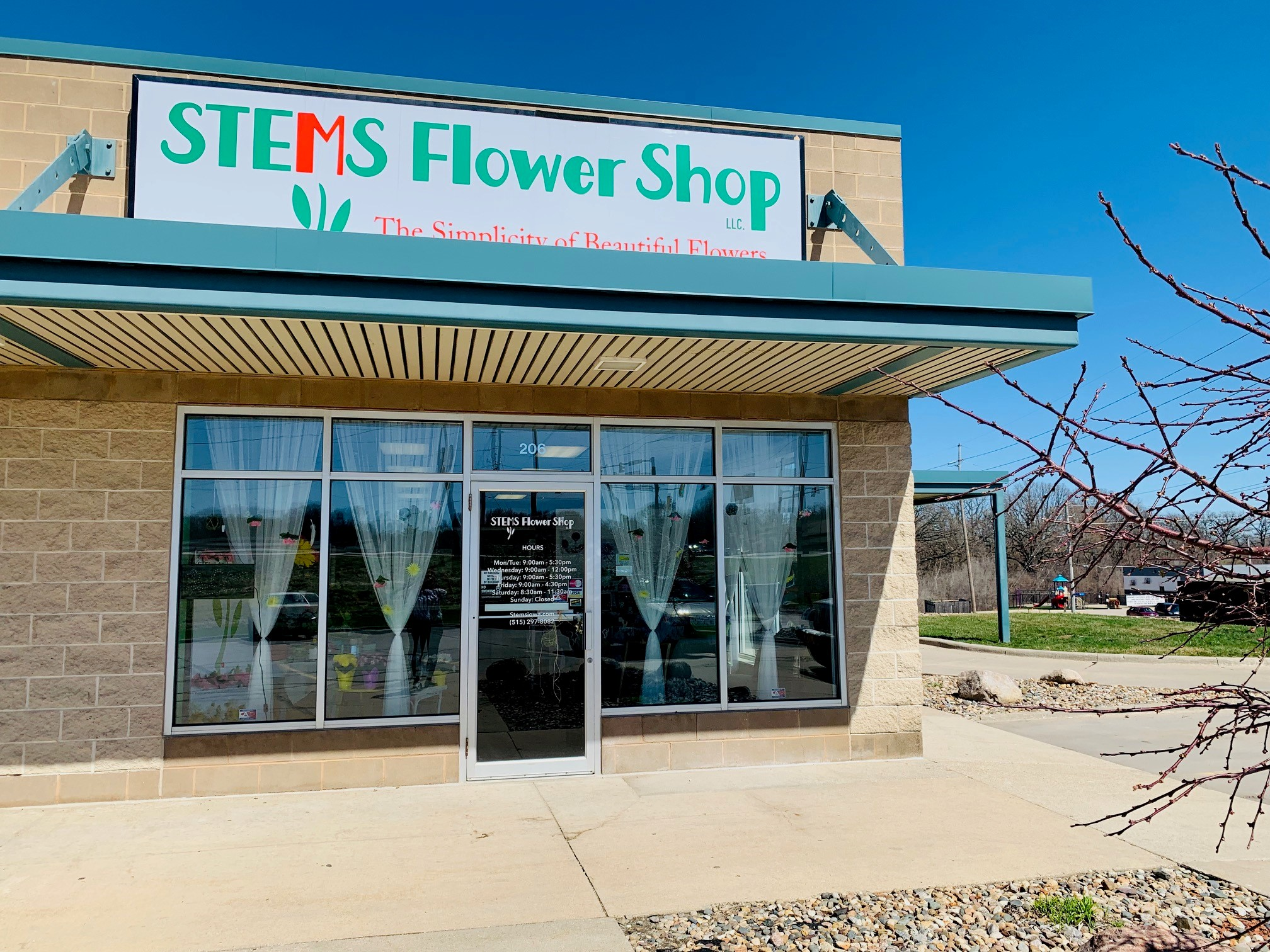 STEMS Flower Shop