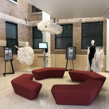 Wearables Design Exhibit on display Aug. 14-24 at