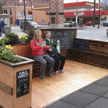Iowa State, ASLA chapter team up on East Village &