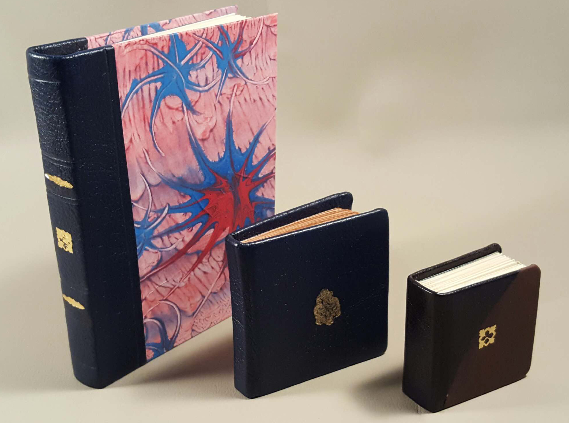 Handbound Books by Eduardo Garcia
