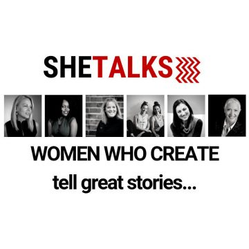 SheTalks: Women Who Create