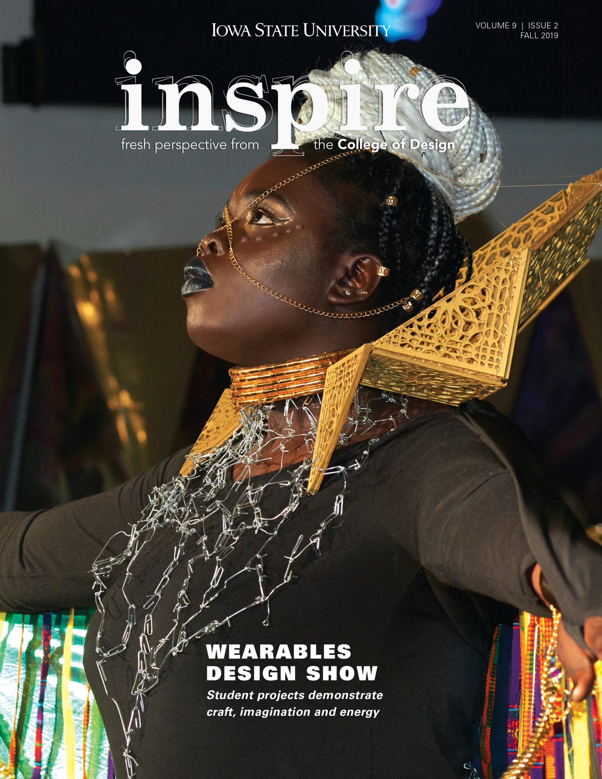 Inspire Fall 2019 Cover