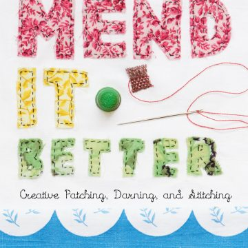 Collective Mending Session & Book Signing